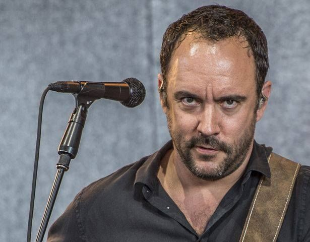 Dave Matthews Celebs You Didn't realize Were South Africans