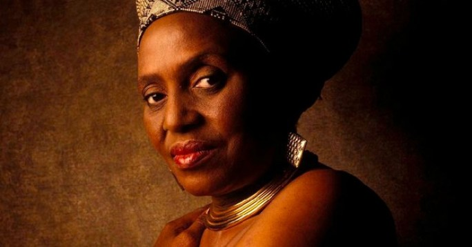 Miriam Makeba - Musicians From South Africa
