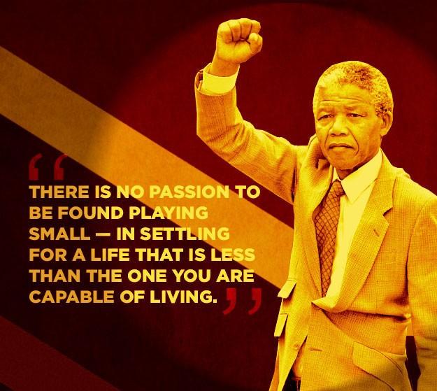 50 Inspirational Nelson Mandela Quotes On Education Love