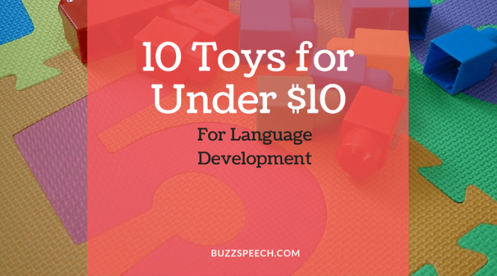 10 toys for under $10