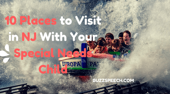 10 places to visit in NJ with your special needs child
