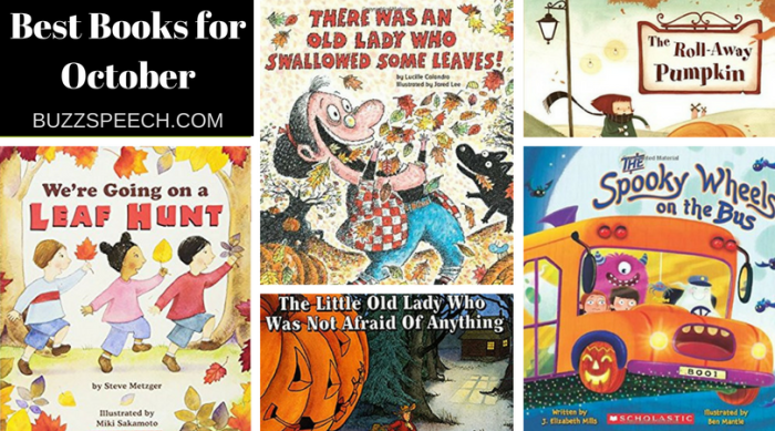 Children's Books for October
