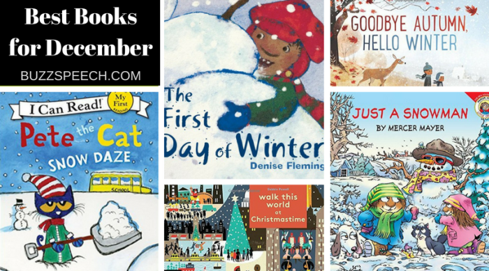 children's books for december