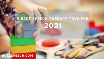 5 best speech therapy toys