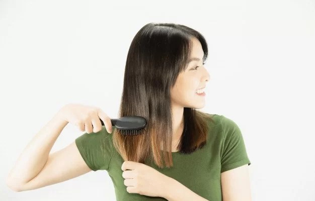 how to make your hair silky and thick home remedy