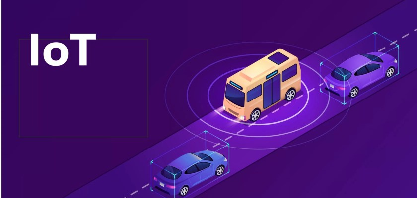 IoT in transport. Future of automotive and logistics