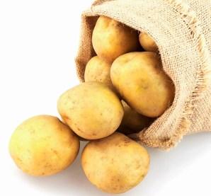 potatoes for mole