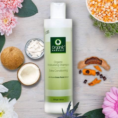 Organic Harvest Daily use sulphate free shampoo for men and women