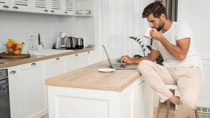 Enjoy Your Personal Time and Space Remote worker