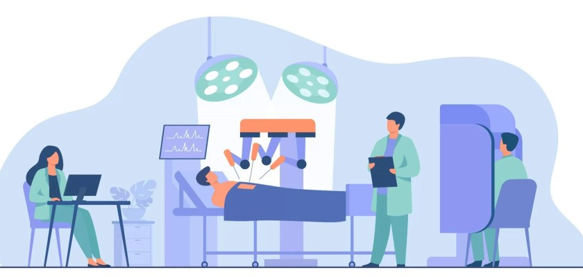 Improve Clinical Research & Patient Outcome Process with AI (Artificial Intelligence)