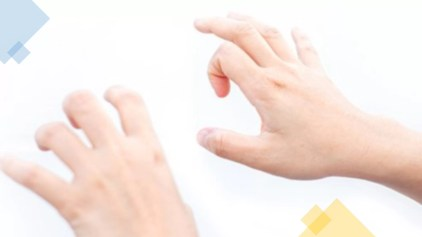 Finger twitching treatments and causes, thumb pinky middle