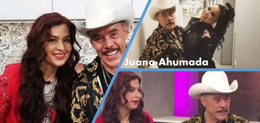 Juana Ahumada son height instagram married wife tall with pedro Rivera singer