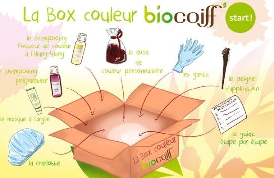 Coloration végétale bio cheveux