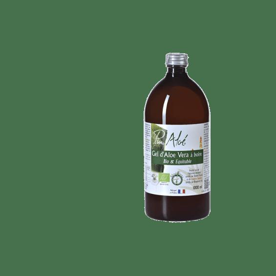 gel aloe vera à boire