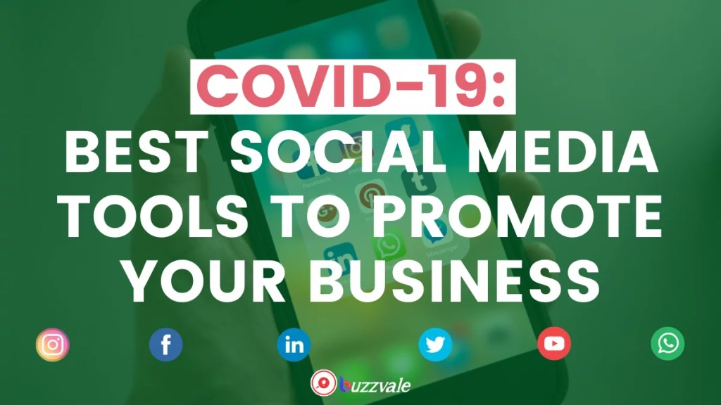 best social media tools to promote your business 2