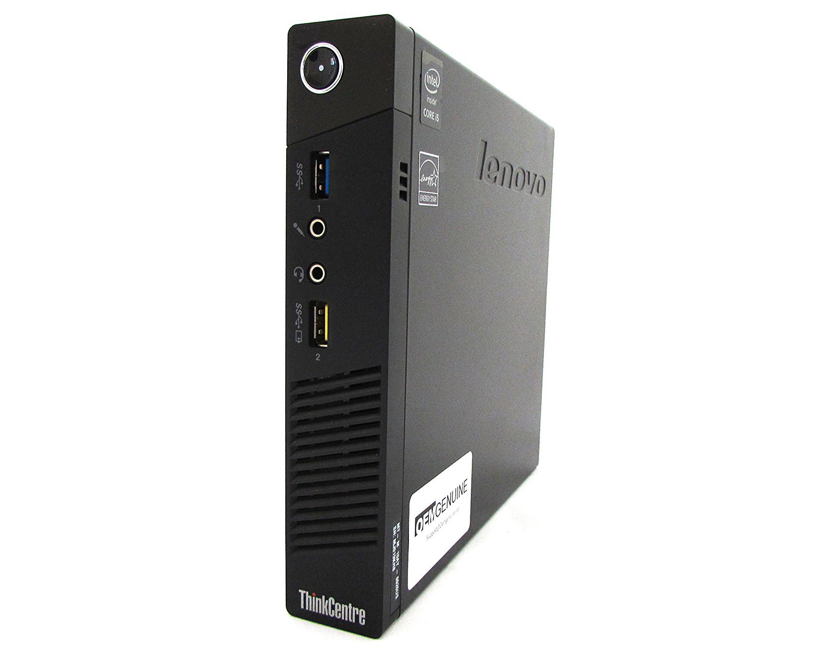 Lenovo ThinkCentre M73 i5-4590T 16GB RAM 250GB SSD Windows 7