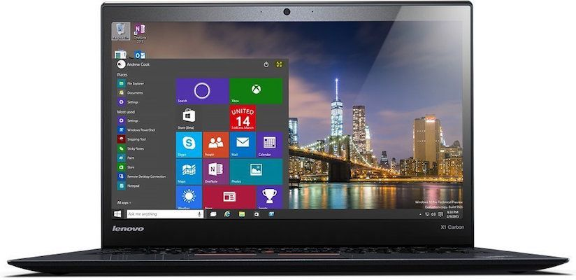 Lenovo-thinkpad-x1-carbono-ultrabook