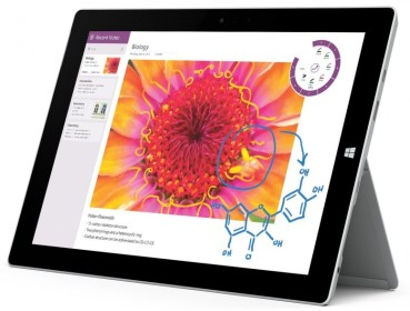Microsoft Surface Tablet 3