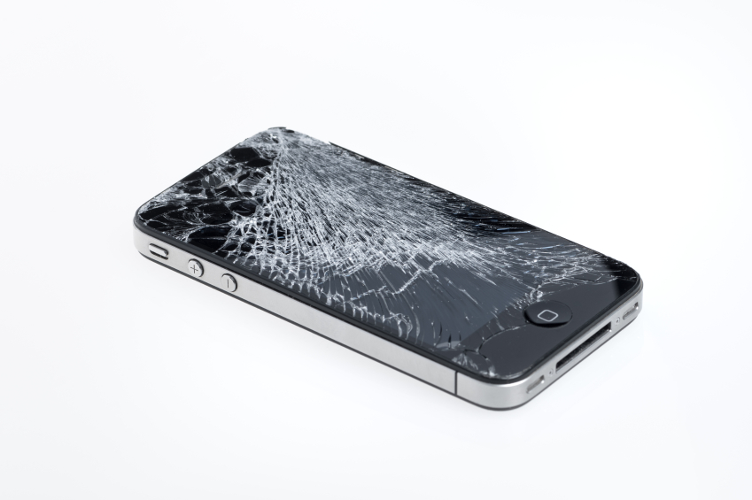 Apple iPhone 4 roto