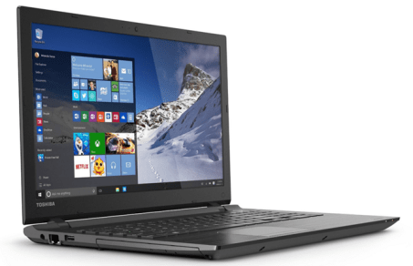 Toshiba Satellite C55-C5241 Windows 10 Portátil