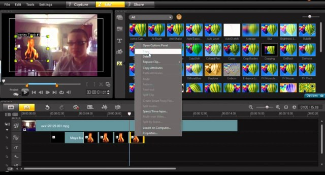 Corel Videostudio Ultimate X9.5