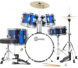 Gammon Percussion 5-Piece Junior