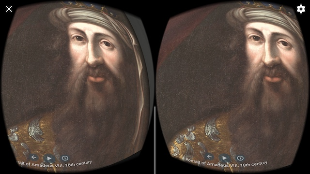 Google Arts and Culture VR