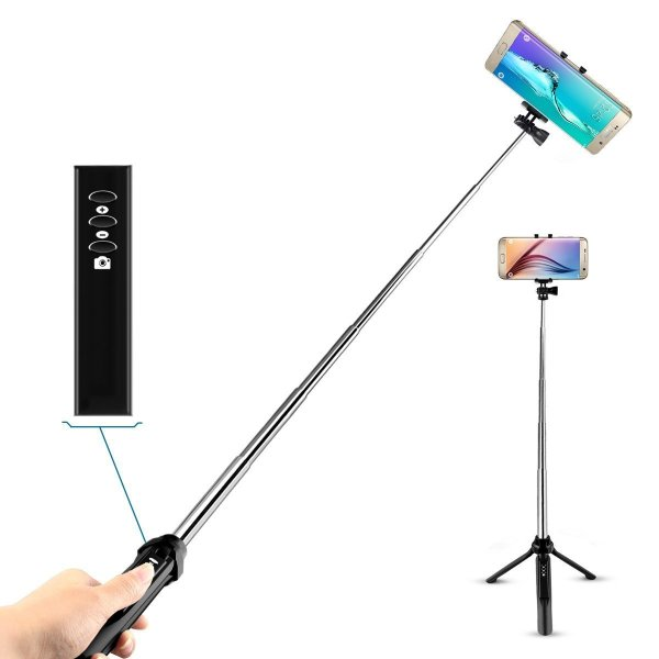 Cyber Cart Bluetooth Selfie Stick
