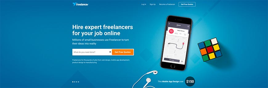 freelancer_freelance_website
