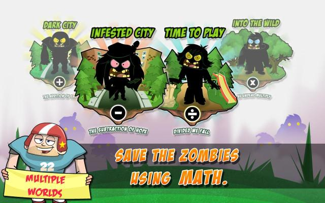 Math Vs. Zombies 2