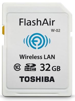 Toshiba Flash Air II
