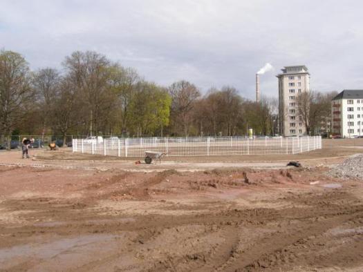 Bürgergarten 2008