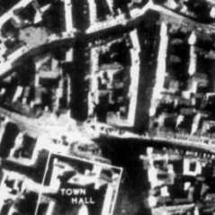 Vor dem Bombenangriff