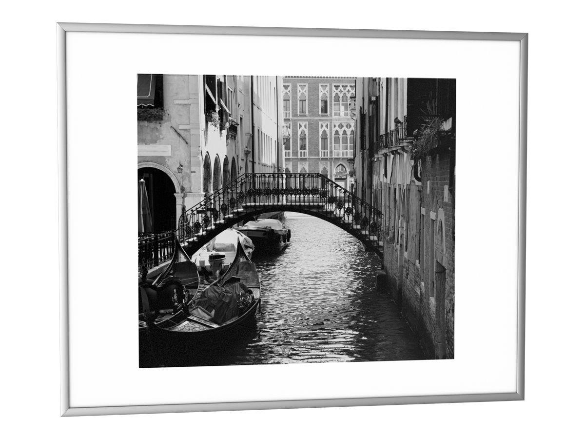 cadre photo 60 x 80 cm noir