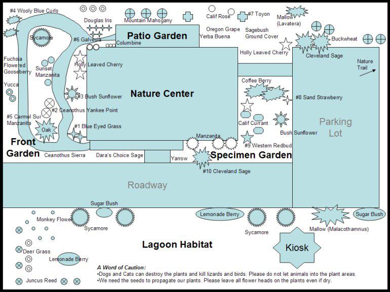 nature_center_native_plant_garden_layout