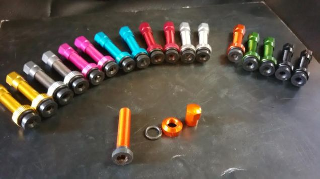 speed evo schrader valves
