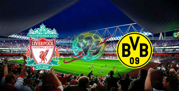 Liverpool vs. Dortmund Round 2