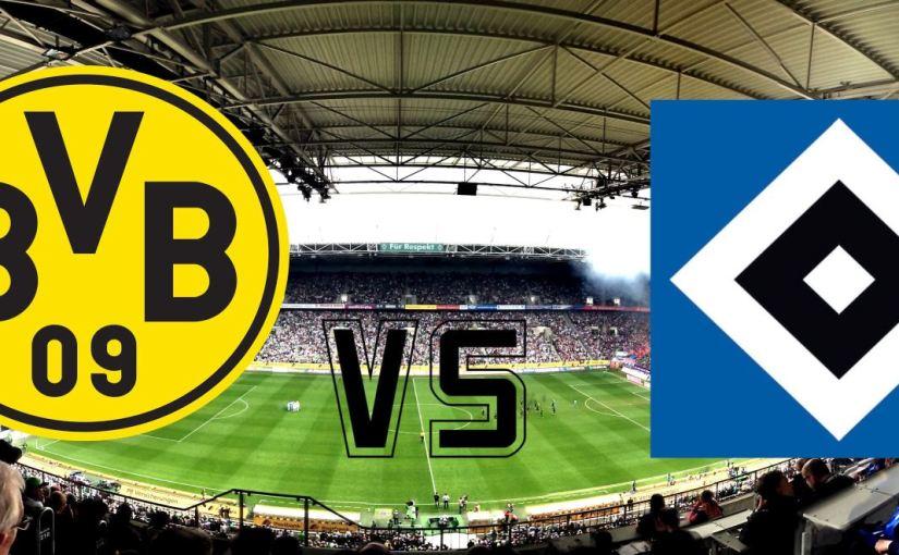 Dortmund vs. Hamburger SV