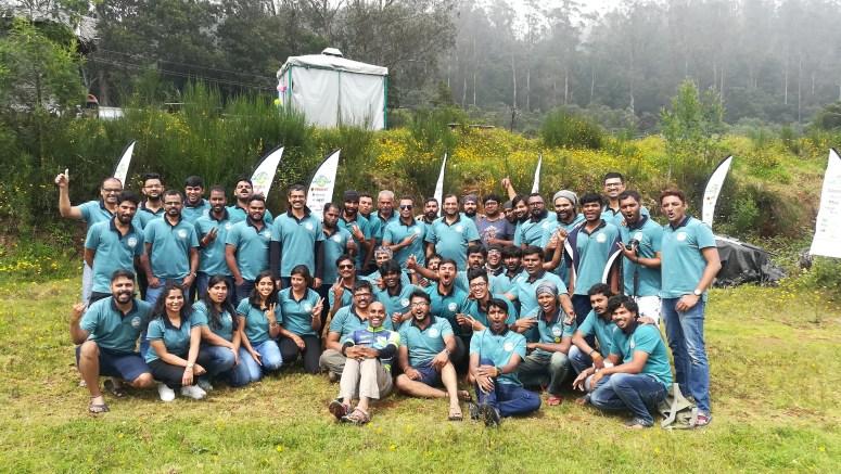 TFN Volunteers class of 2017