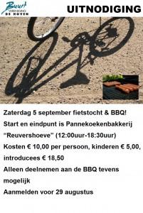 fietstocht 2015