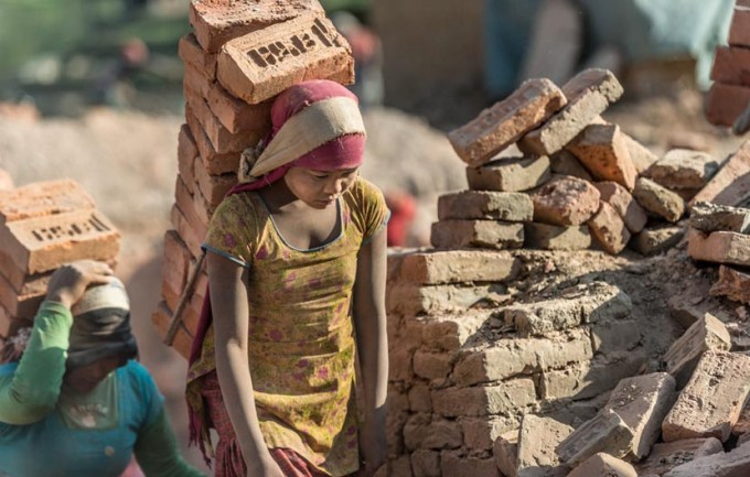 Brick Factory, Nepal