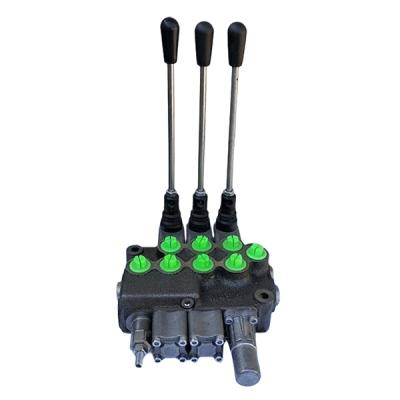 Rozvaděč HC-45/3 1xWO12, 3-sekční s aretací + plovoucí poloha