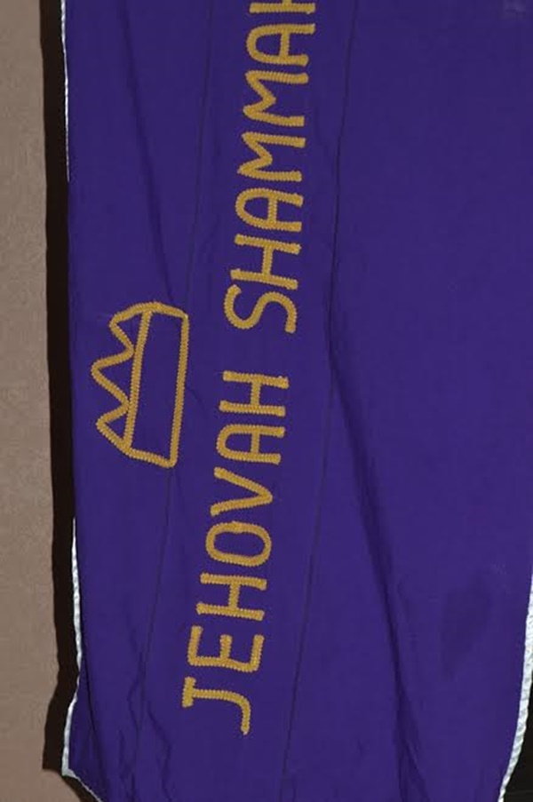'Jehovah Shammah'
