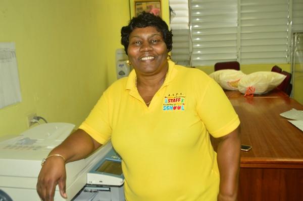 Principal, Marieta Flax-Headley