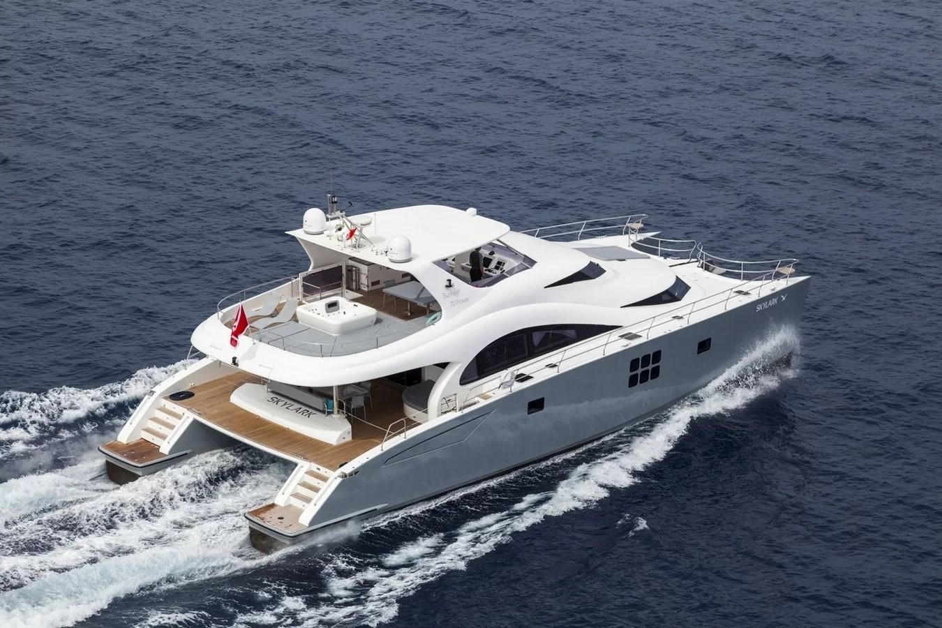 Bvi Power Catamaran Charter Services