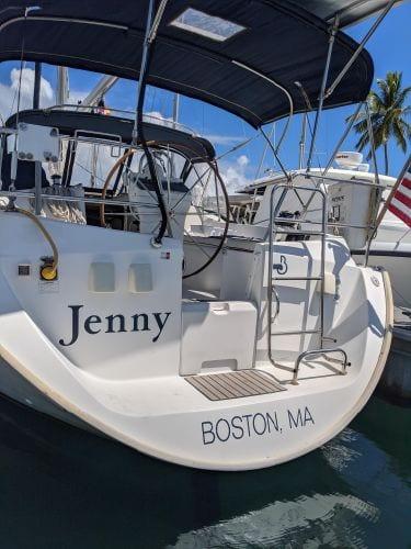 36′ Beneteau 361, Jenny