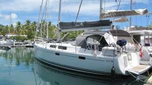 Hanse 415 touch of freedom