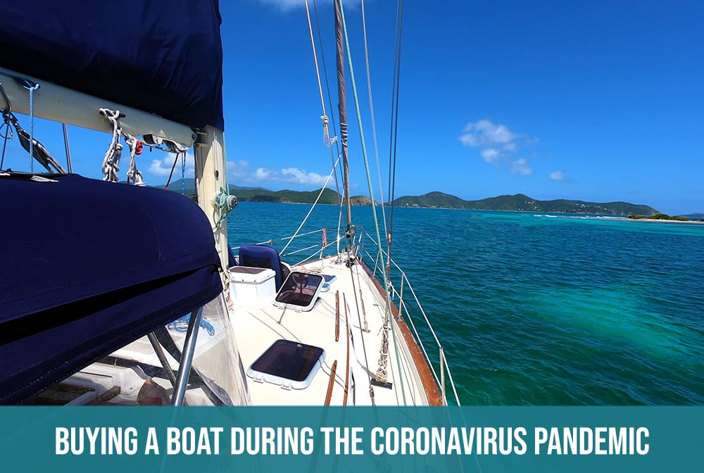 Buying a Boat During The Coronavirus Pandemic