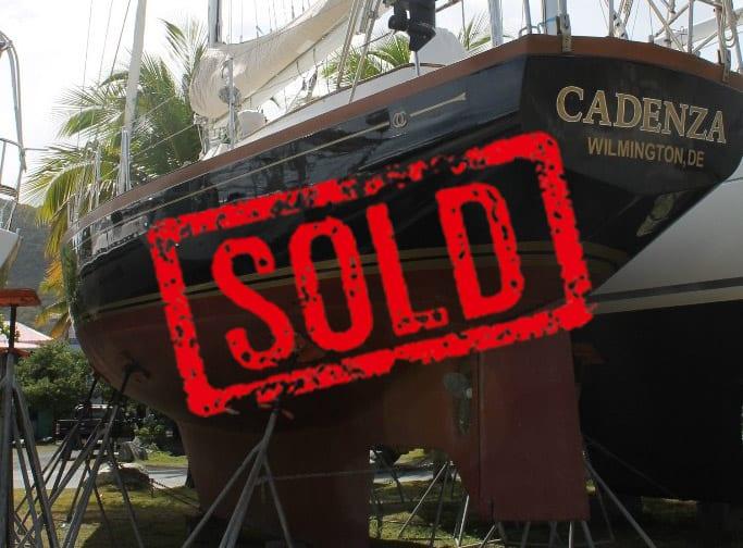 42′ Hank Hinckley Ocean Cruiser 42