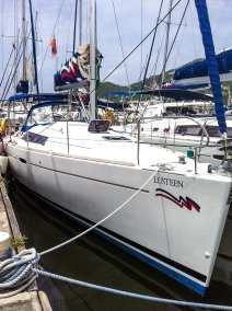Beneteau Oceanis 37 Lusteen-2